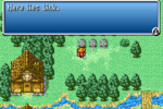 FFI Link's Grave GBA