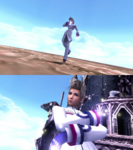 FFX-2 Victory Paine Psychic