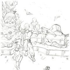 Sketch of