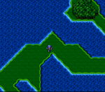 Peninsula of Power - FFIV