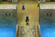 Baron Town Entrance FFIV iOs
