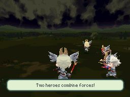 FFT4HoL Two Attacks