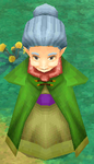 Troia old woman NPC render ffiv ios