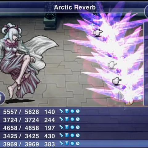 Arctic Reverb