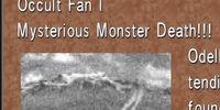 Occult Fan