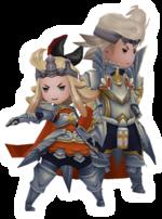BDFF Holy Knight