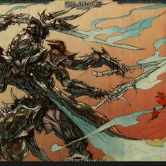 Ravana promotional artwork.