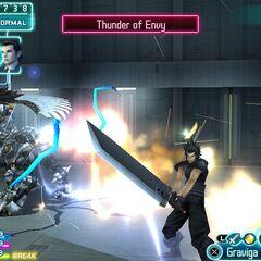 Thunder of Envy.