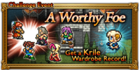 FFRK A Worthy Foe Event