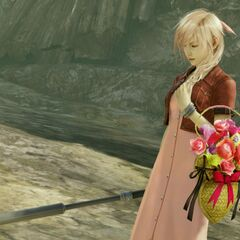 Midgar's Flower Girl.