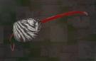 LRFFXIII Zebra-print Eyepatch
