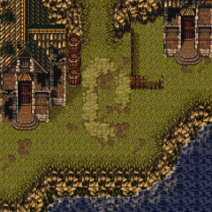 Mobliz on the World of Ruin (SNES).