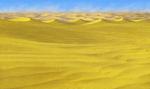FFIV PSP Desert Battle
