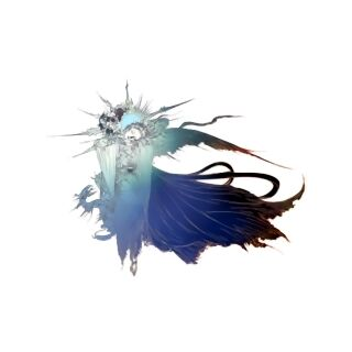 <i>Final Fantasy Versus XIII</i> logo art.