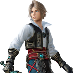 Vaan's second form.