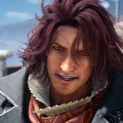 Ardyn offers cryptic words about Astrals to Noctis and company.