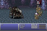 FFVI Death-Magitek Bug