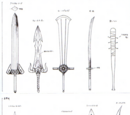 List of Final Fantasy VII weapons