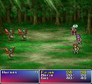 FFII Battle PSX.png