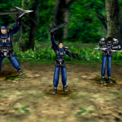 <i>Final Fantasy VIII</i> (Laguna's party).
