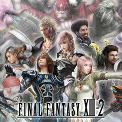 <i>Final Fantasy XIII-2 Digital Content Selection</i> thumbnail.