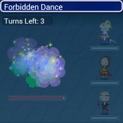Forbidden Dance.