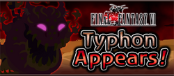 Typhon Appears FFAB Event