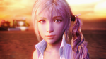 Serah Close-up