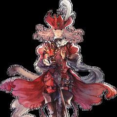 Red Mage concept art for <i>Final Fantasy XIV</i>