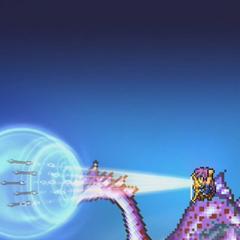 Blue Sea Dragon.