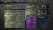 FFX-2 HD Abilities Menu