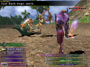 FFX-2 Thief Attack