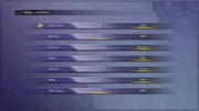 FFX Config Menu PS3