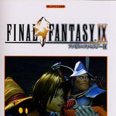 <i>Final Fantasy IX Original Soundtrack Piano Sheet Music</i>.
