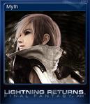 LRFFXIII Steam Card Myth