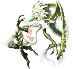 FFLTNS Garuda Artwork