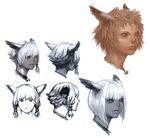 Player Miqo'te FFXIV Art 2