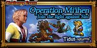 FFRK Operation Miihen Event