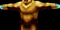 Gold Bear (Final Fantasy III)