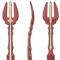 Concept artwork for the Needle Fork.