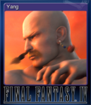 FFIV Steam Card Yang