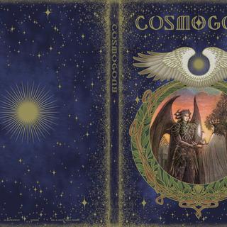 <i>Cosmogony</i> cover.