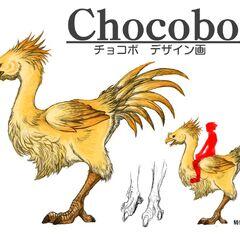 Chocobo.