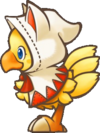 Chocobo White Mage