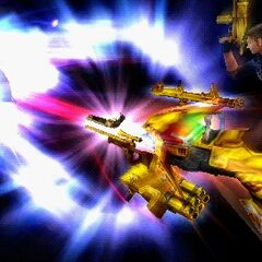 Ultimate Ragnarok Cannon.