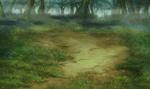 FFIV PSP Ruined Forest