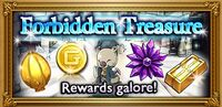 FFRK Forbidden Treasure Event Plaque