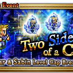 Two Sides of a Coin's global event banner.