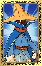 FFTS Hume Black Mage SR Portrait