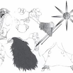 Yojimbo concept art.